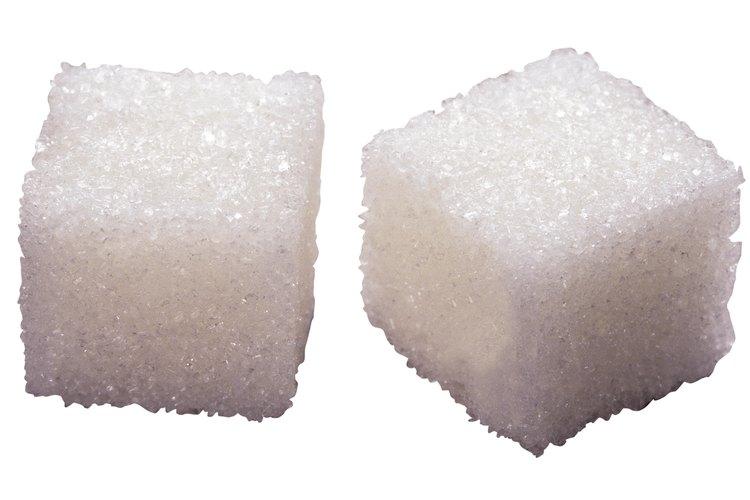 El azúcar suele ser el compuesto orgánico favorito de las personas.