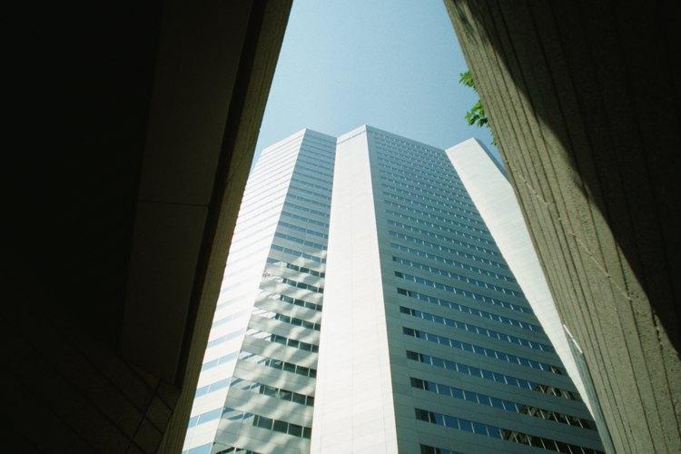 Los triángulos tienen un rol importante en la arquitectura.