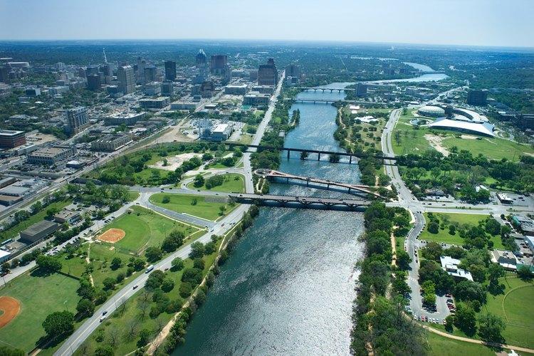 Austin es la ciudad capital del estado de Texas.