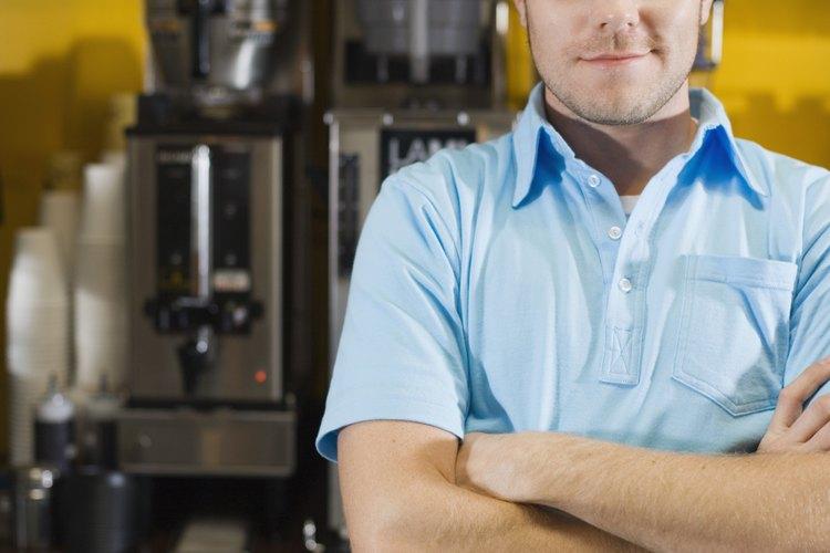 Un barista es un experto de la preparación del café.
