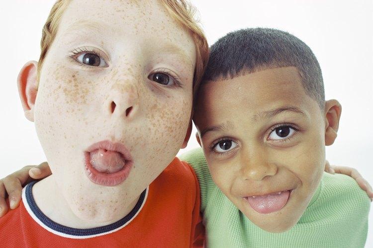 Ayuda a tu hijo a construir relaciones interpersonales.