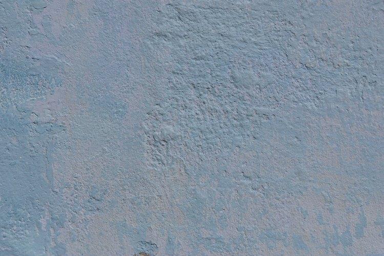 Cómo lijar paredes de concreto.