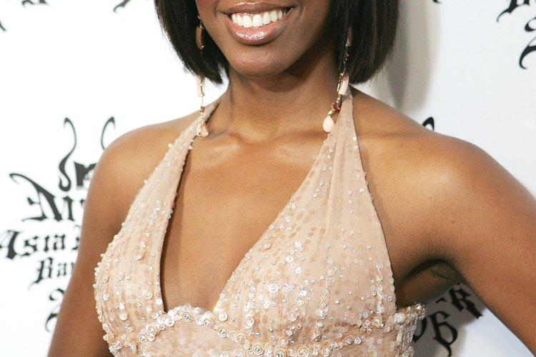 El corte estilo paje de Kelly Rowland.