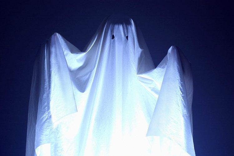 Conviértete en un investigador de lo paranormal.
