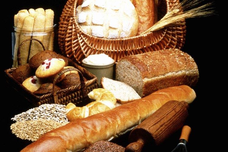 La harina de sémola da un producto más crujiente cuando se la usa para cocinar pan.