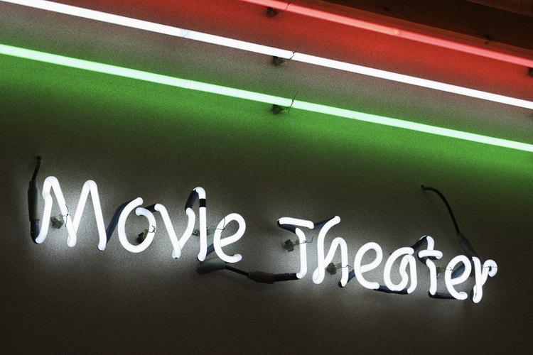 El teatro Omnimax ofrece una selección rotativa de películas en una pantalla de cinco pisos de altura.