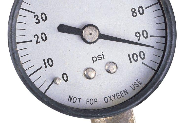 Observa tu medidor de presión cuando se hagas ajustes al interruptor de presión.