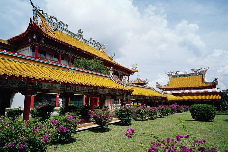 Templo budista Bright Hill, Singapur
