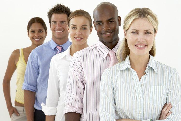 La diversidad en el trabajo beneficia a una empresa.