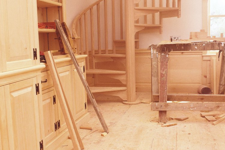 Tipos de escaleras para espacios peque os - Tipos de espacios ...