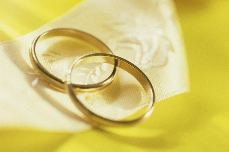 Tu elección del anillo realmente se reduce a preferencias personales.