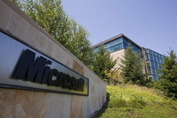 En Redmond, Washington, están radicados varios gigantes de la tecnología como Microsoft.