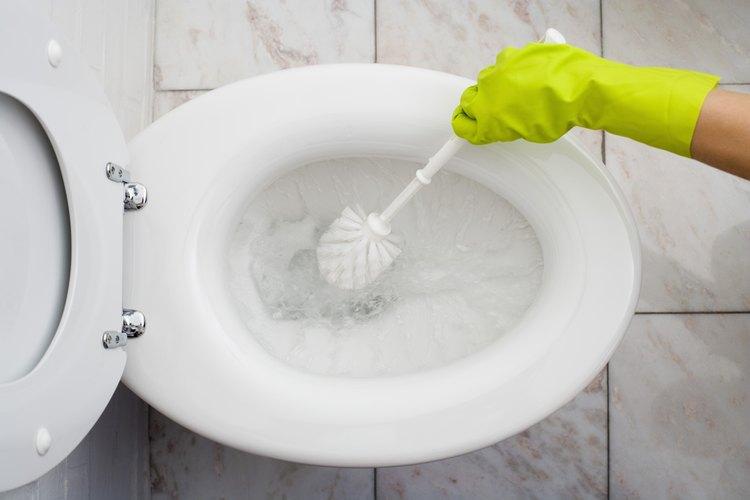 La porcelana es fácil de limpiar.
