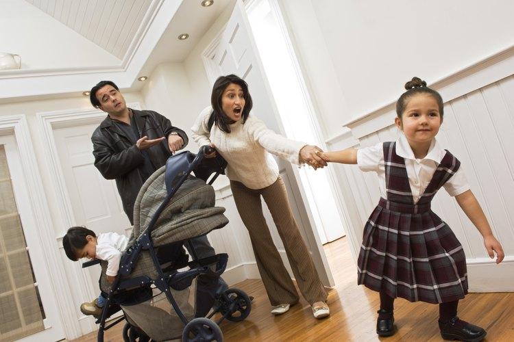 Los padres cristianos no son inmunes a los problemas de comportamiento que surgen en la infancia.