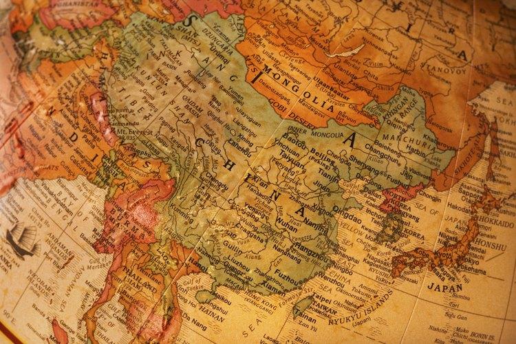 Muchas áreas de China mantienen actitudes tradicionales.