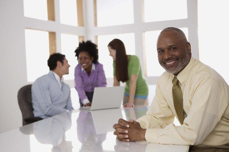 Los gerentes exitosos son modelos de liderazgo.