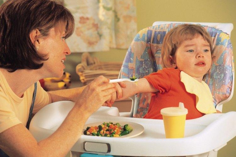 Los niños pequeños a menudo tienen una mentalidad