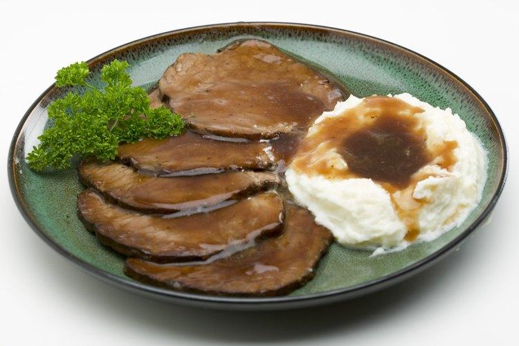 Haz salsa espesa para agregarle un toque a tu comida casera.