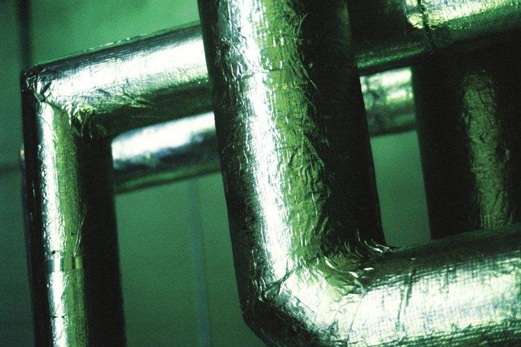 Los codos de unión para tuberías deben sellarse para eliminar las fugas.