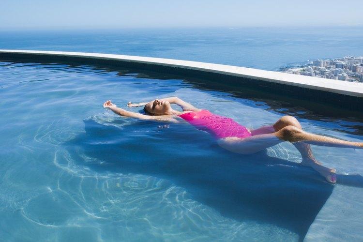 Las piscinas de sal comercial pobremente saladas pueden enfermar a los visitantes.
