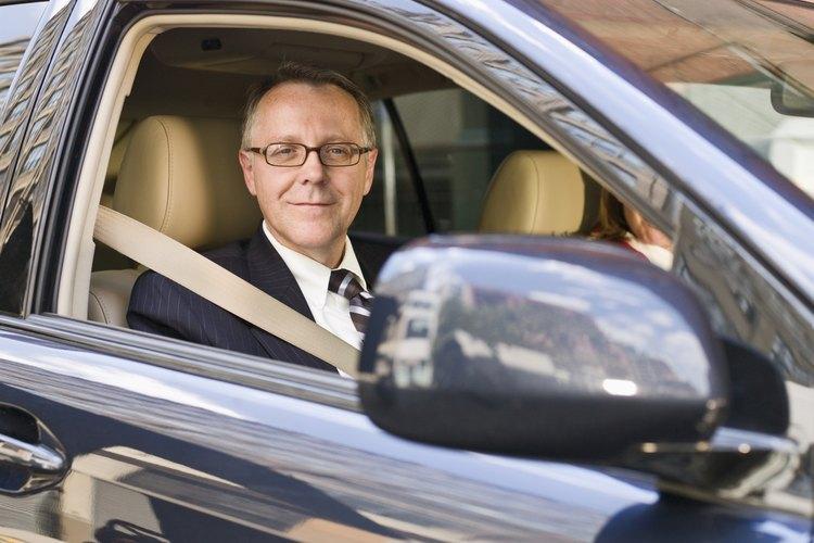 Registra los datos cada vez que utilices un vehículo para el negocio.
