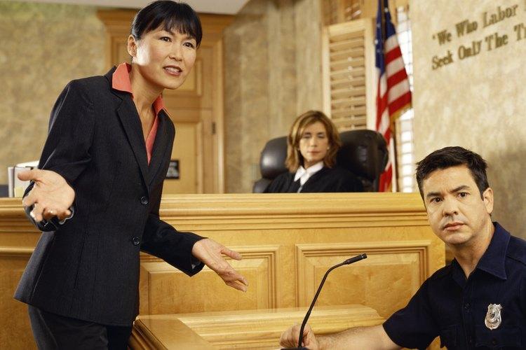 El fallo de un juez puede cambiar la clase de un delito penal.