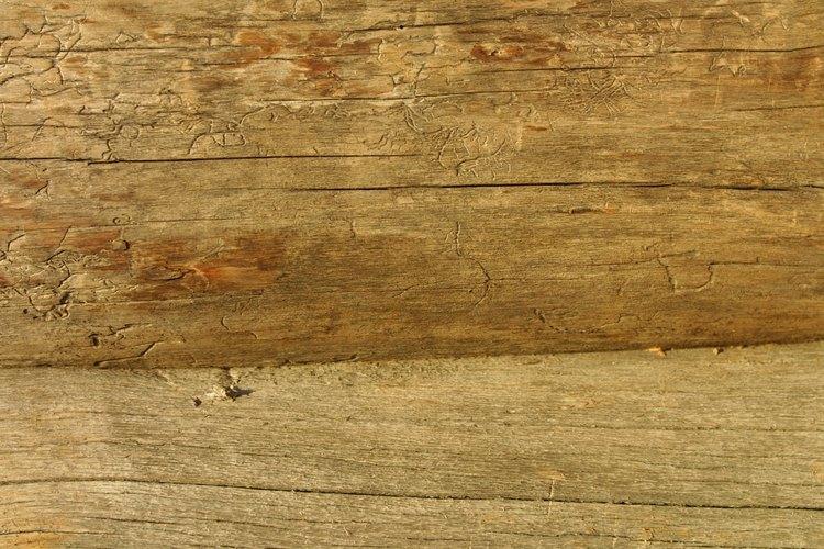 Cómo elaborar un sellador para proteger la madera antes de la tinción |