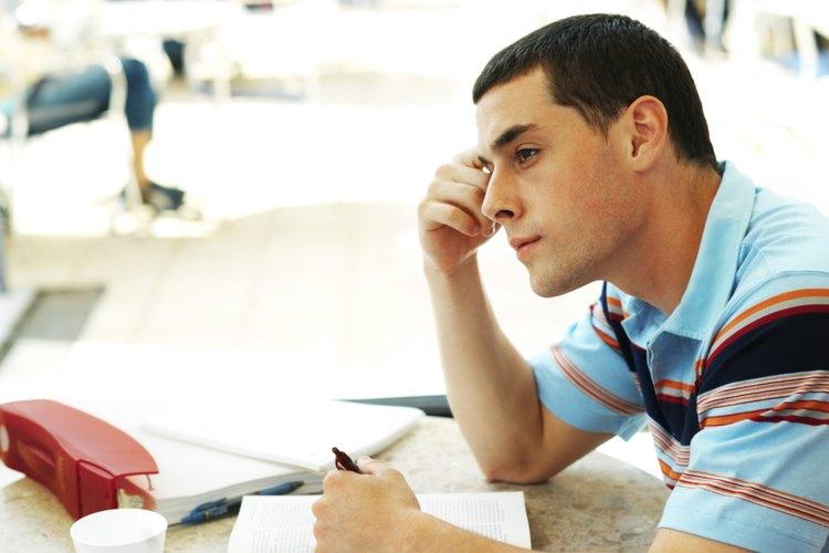 Los chicos en el colegio reportan sentir grandes cantidades de estrés.