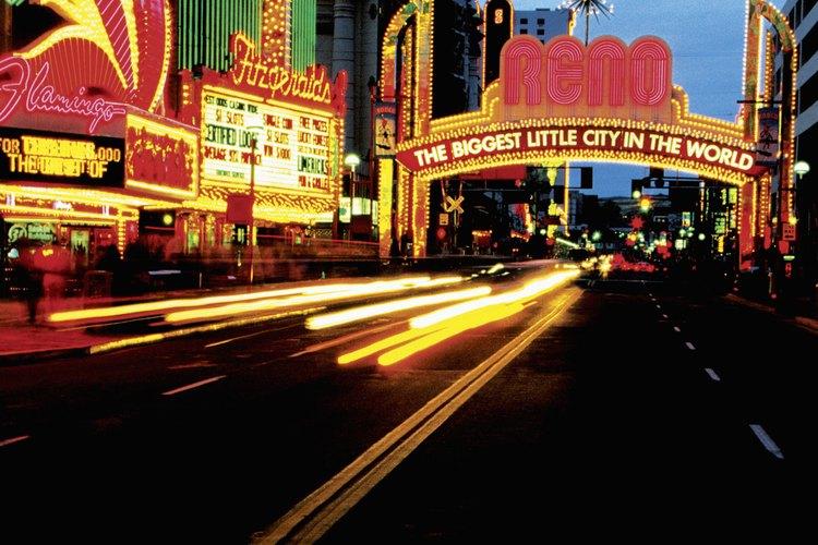 Si bien Nevada representa imágenes mentales de Las Vegas y de una cantidad de tiendas de primera categoría, no esperes compras libres de impuestos.