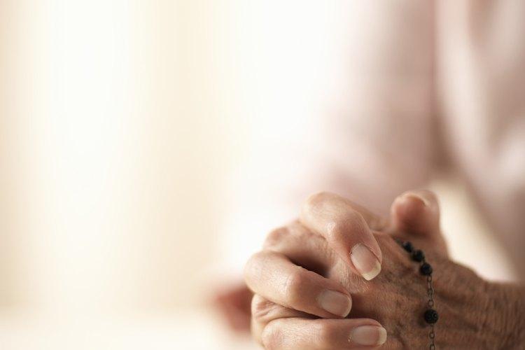 Hablar con Dios puede ser tan simple como hablar con un viejo amigo.