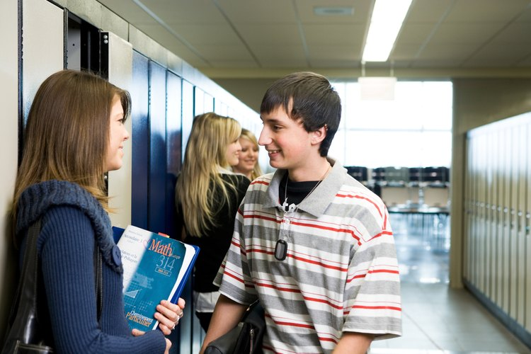 Un interés en común te puede ayudar a hacer conversación.