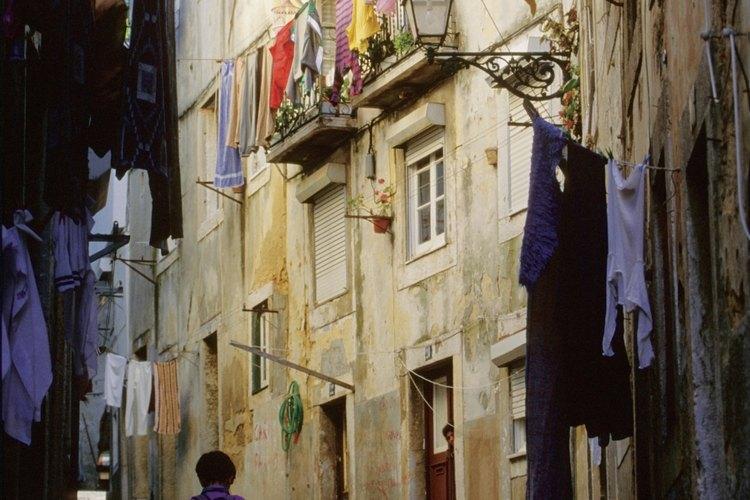 Calle de Lisboa.