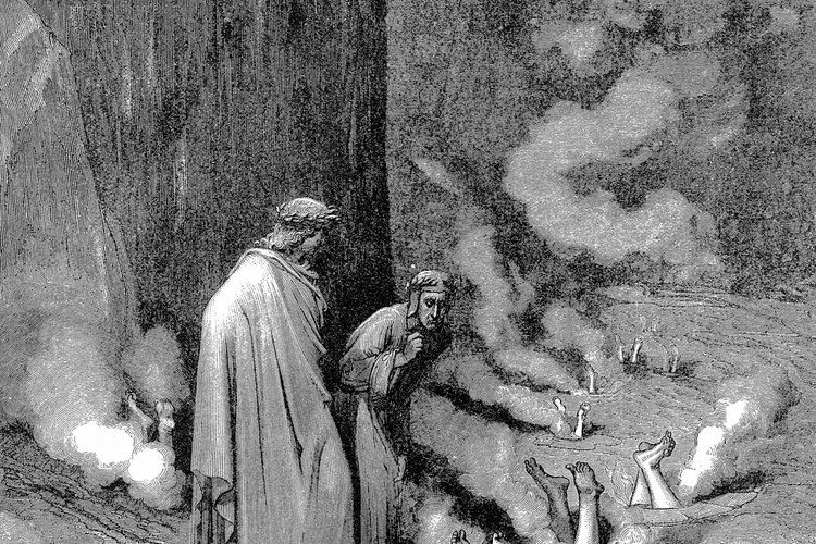 En 1589 Peter Binsfeld, un obispo alemán, designó a los siete demonios responsables de los siete pecados capitales.