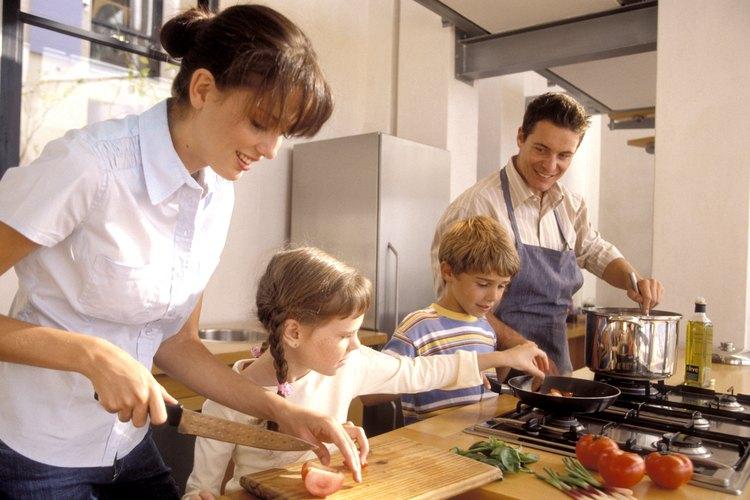 Las cocinas modernas tienen una serie de avances tecnológicos.