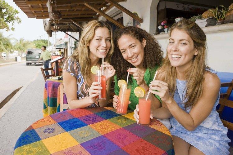 El Saft viene en una variedad de sabores y tiene menos calorías que un jugo de fruta común.