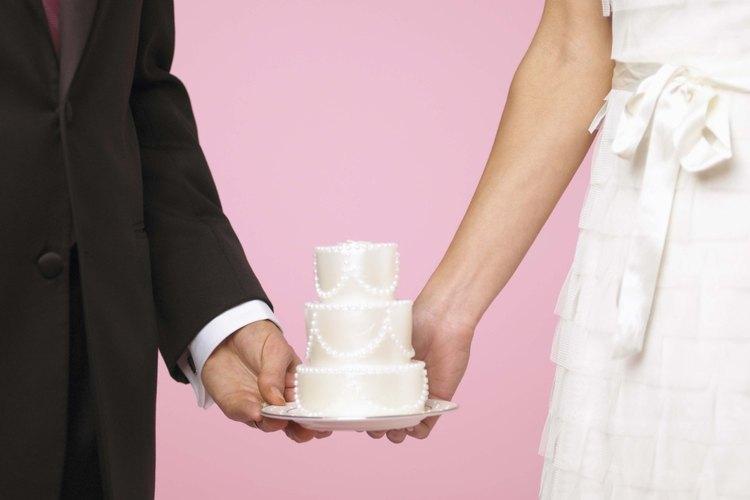 Las bodas buenas pueden venir en envases pequeños.