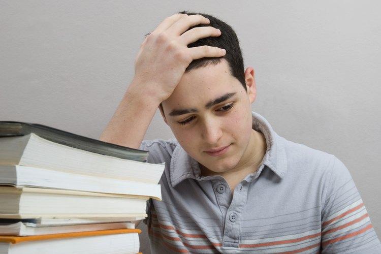 Los adolescentes dicen que el colegio es su estrés más grande.