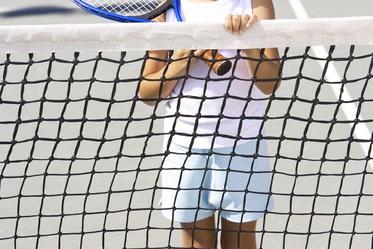 La mejor raqueta de tenis se adapta al tamaño de un niño y hace más fácil el aprendizaje.