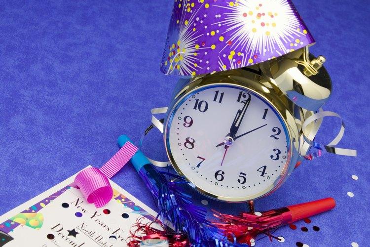 Elige el lugar, el día y el horario de la fiesta.
