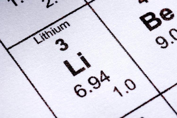 Las baterías con base de litio deben cargarse correctamente.