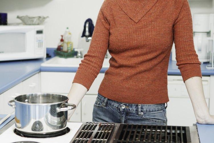 Cuida tu estufa de cerámica para conservar su acabado.