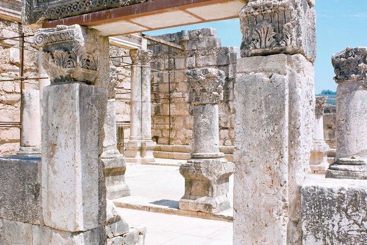 Cafarnaum, un antiguo pueblo de pescadores, fue el hogar de varios discípulos de Jesucristo.