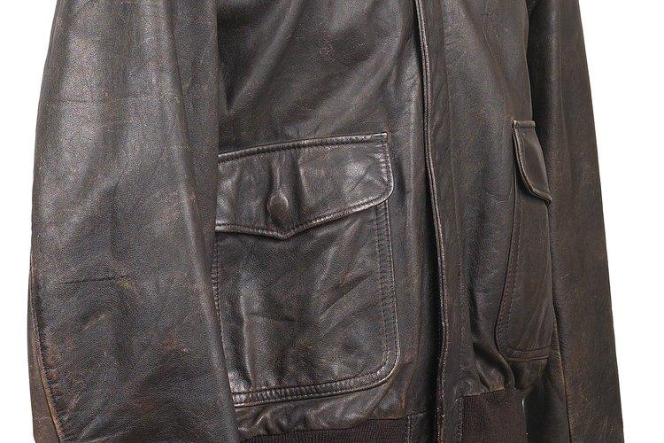 Se puede teСЂС–РІВ±ir una chaqueta de cuero