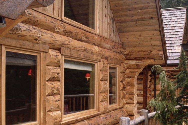Dise os t picos de caba as de madera for Disenos de cabanas