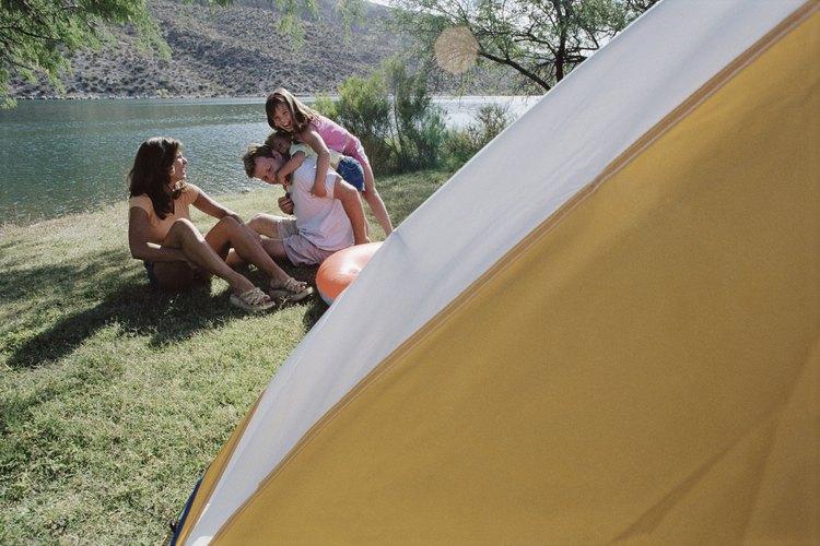 Aprovecha la ocasión para acampar en el Blackwater River State Park.
