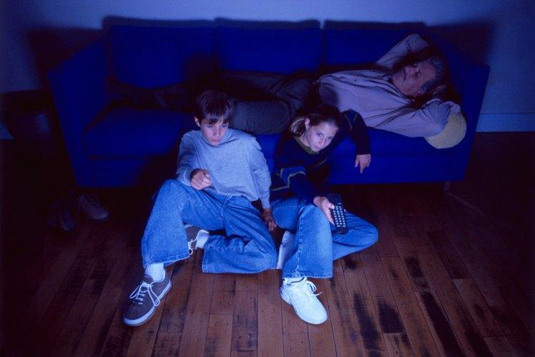 Se deben evitar las películas de miedo antes de dormir.