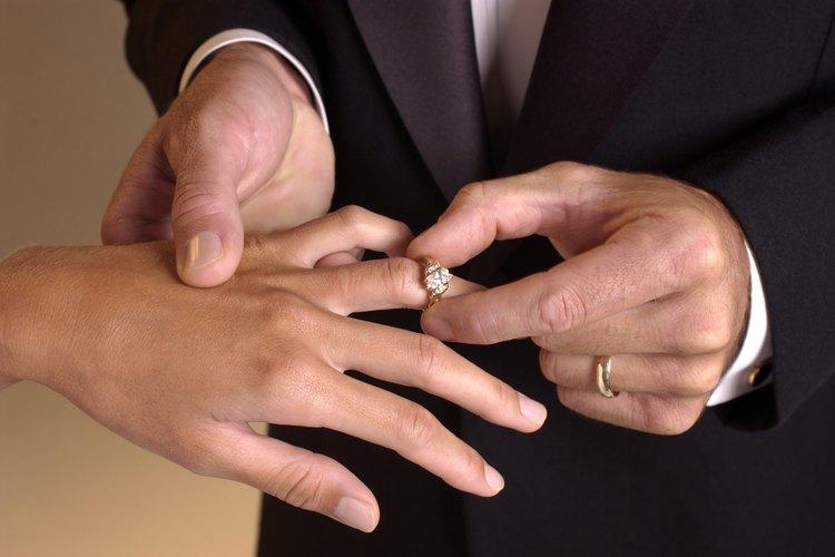 El matrimonio es el quinto de los siete sagrados sacramentos.