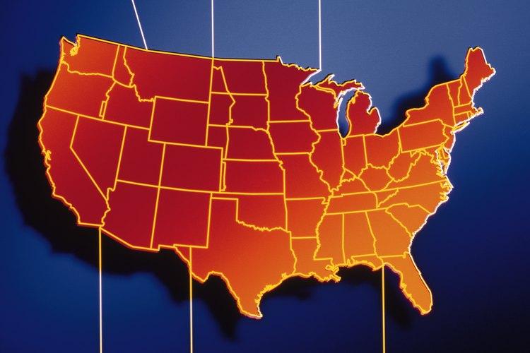 Todos los estados de EE.UU. ofrecen reciprocidad de licencias entre ellos.