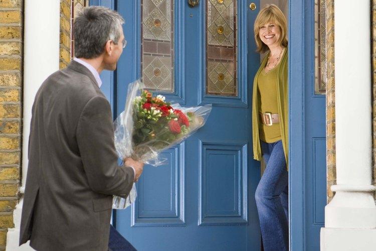 Algunas puertas se conforman de un número de partes con nombre.