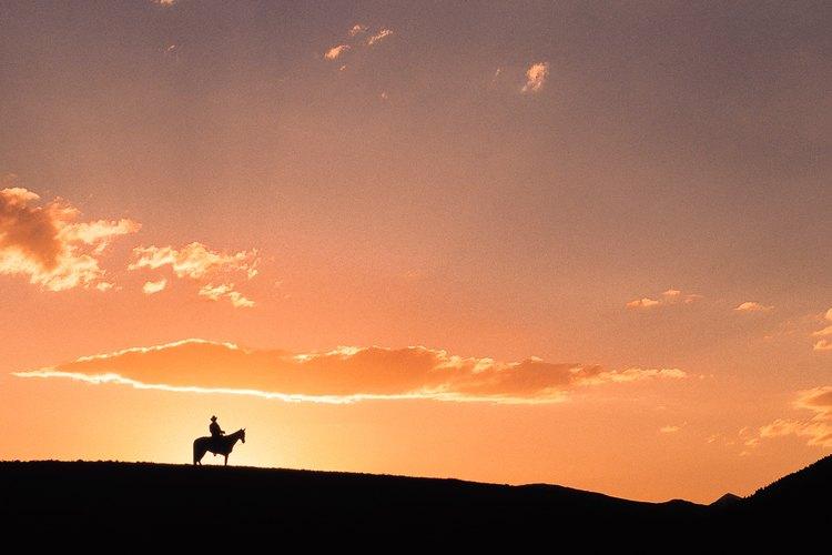 Los vaqueros son conocidos por su ropa, la que no ha cambiado desde el Salvaje Oeste.